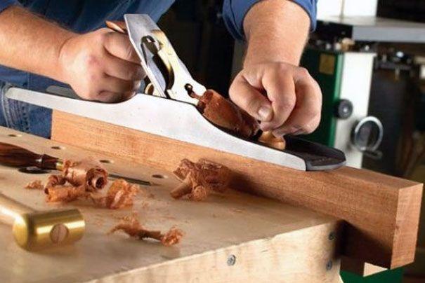 распиловка и строгание древесины