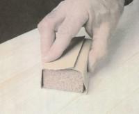 Шлифовка пола: деревянная грунтованная доска, как отшлифовать своими руками, видео вручную, шлифовальная машина
