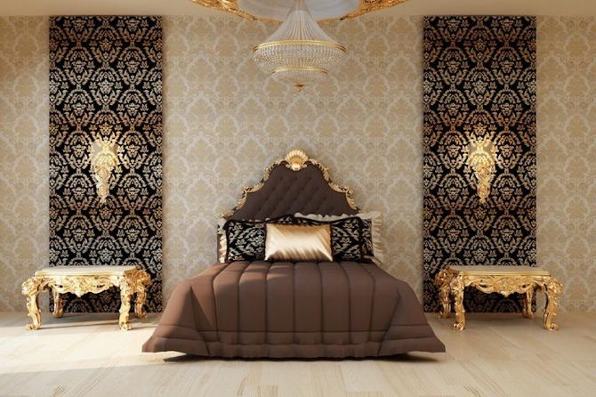 Текстильное покрытие стен